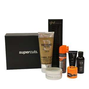 Supercuts Grooming Box with Voucher for Free Men's Haircut £15