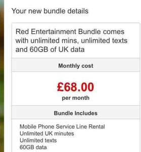 40gb extra data for only £3 extra/month for existing vodafone customers