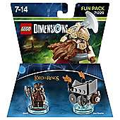 Offer Stack - Lego City Dimensions x 6 packs for £39.97 with code @ Tesco Direct