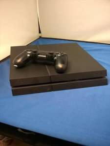 PS4 500Gb Black - Pre-Owned £130 instore / £145 del @ Cash Generator