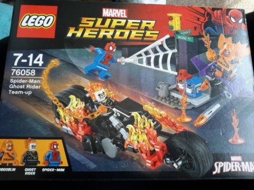 Lego superheroes £4.48 in Tesco