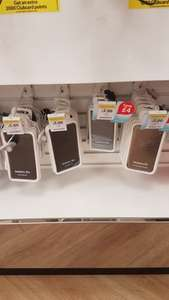 £5 Official Samsung cases instore @ Tesco