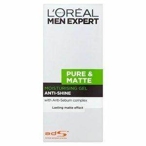 Superdrug - 80% off Loreal men Pure & Matte moisturiser - £1.98
