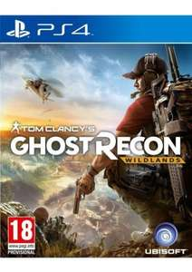 Tom Clancy's Ghost Recon Wildlands £28.85 @ Simply Games