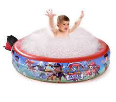 Paw Patrol Bubble Paddling Pool (Was 30) Now £20 at Tesco Direct