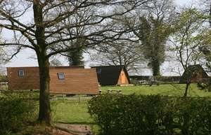 Worcestershire Wigwam Glamping Breaks in a fully equipped Cabin from just £39 at Groupon!