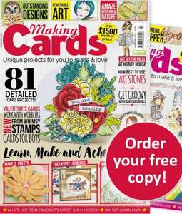 Making Cards Magazine Free