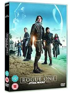 Rogue One Star wars DVD at Amazon for £8 (Prime or add £1.99)