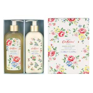 Cath Kidston MEADOW POSY HAND DUO SET £7.00 @ CK online (Free delivery on orders over £25 using code JUNE25)