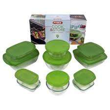 Pyrex Cook & Store 9 piece set instore at Tesco for £5 (St Helens)
