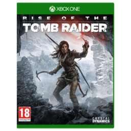 rise of the tomb raider xbox one (preowned) @ game for £7.99