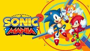 Sonic Mania Steam Key Pre-Order at Bundlestars for £11.99