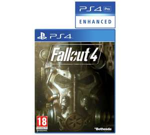Fallout 4 [PS4/XBox] £9.99 @ Argos / Amazon