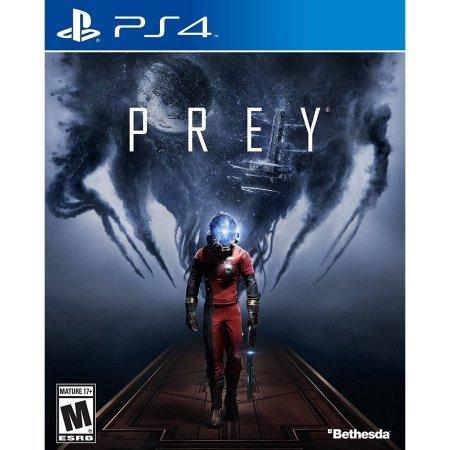 Prey PS4 30% off on PSN £34.99