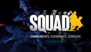 Squad PC £17.99 @ Humblebundle
