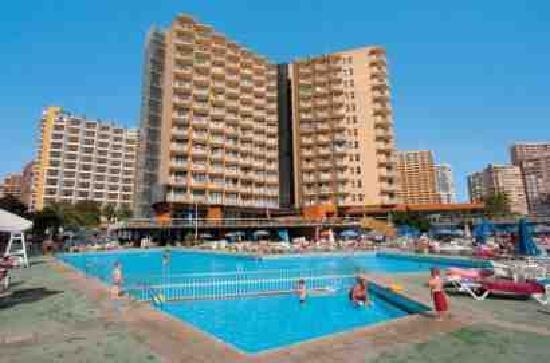 Rio Park Benidorm. £337 13-20th June from Manchester. Half Board.