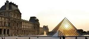 From London (Eurostar): Long Weekend (Friday - Sunday) in Paris 18-20 August just £110pp @ booking.com total for 2