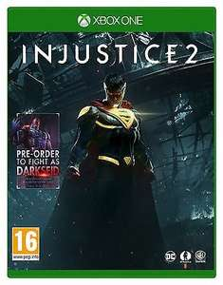 Injustice 2 - including Darkseid DLC (Xbox One) £33.99 Delivered @ FunboxMedia via eBay