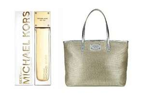Michael Kors  Sexy Amber Eau De Parfum 185ml Spray + Free Tote Bag + Free Samples  £65 delivered at The Fragrance Shop