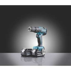 New brushless drill makita  dhp459 £169.99 @ Screwfix