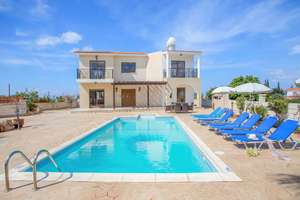 14 Night Villa Holiday - Coral Bay, Cyprus. Inc Flights, Bags, Villa & Car Hire - £238pp (6sh) £1428 @ Jet2 Villas