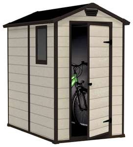 Keter manor apex 6x4 - £199.99 @ Argos