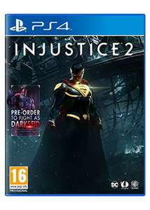 [Xbox One/PS4] Injustice 2 - £33.85 - Base