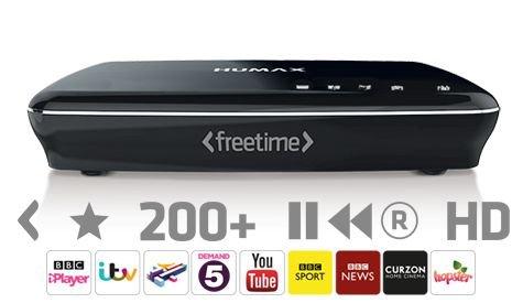 Humax HDR-1100S Freesat 500GB Recorder @ Tesco Extra Wath-Upon-Dearne - £132.30