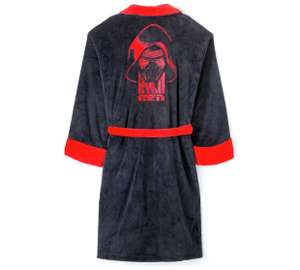Kylo Ren Adult fleece robe / dressing gown now £13.99 (Fathers Day?) @ Argos