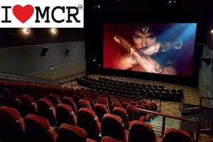 Wonder Woman Charity Showings tonight in Manchester @ Odeon and others