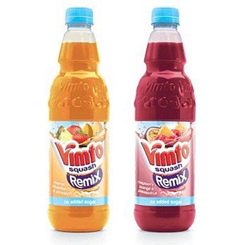 Vimto Remix - 1L in 2 flavours - 89p each online/instore @ Tesco