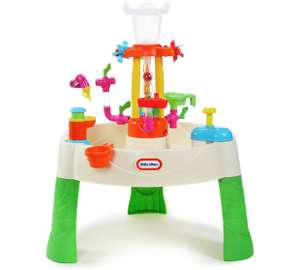 Little tikes fountain factory water table now £49.99, was £64.99 - Argos