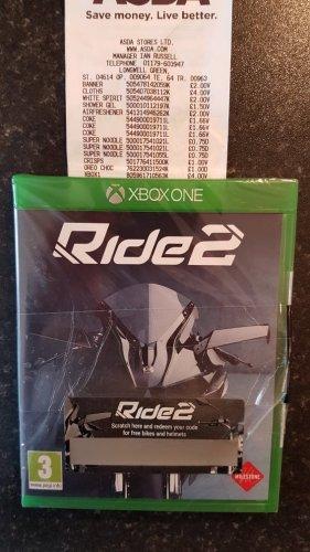 Ride 2 Xbox One £4 Asda Instore