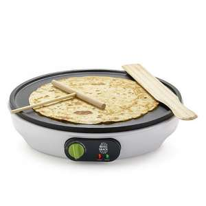 Nutri Snack NS002 Crepe and Pancake Maker Cheapest around I think - £15.49 delivered @ Lakeland / eBay