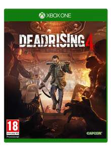 [Xbox One] Dead Rising 4 (As New) - £12.57 - Amazon/Boomerang