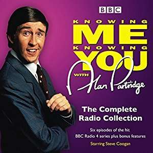 Audible: Knowing Me Knowing You with Alan Partridge: BBC Radio 4 comedy