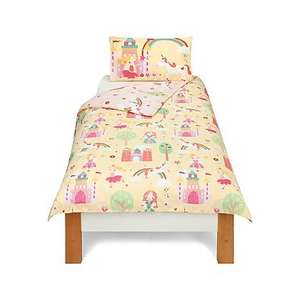 Unicorn single duvet set was £9, now £6 @ Asda (Online & Instore)