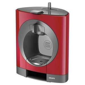 NESCAFE Dolce Gusto, Oblo, Manual Coffee Machine by Krups £31.20 Tesco