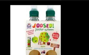 Joosed! Junior Apple, Spring water with apple juice 250ml, 10p at Quality Save