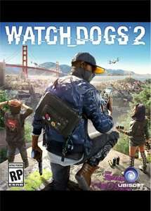 Watch_Dogs 2 £20.76 @ gamersgate (uPlay) PC