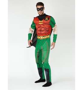 Adult Robin Fancy Dress Costume (was £20) Now only £8.00 as Asda