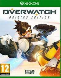 Overwatch £22 XBOX One and PS4 £22 from Tesco
