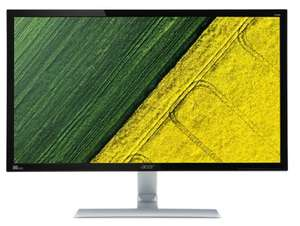 "Acer RT280K 28"" 4K Ultra HD LED Monitor (1ms response, AMD FreeSync) £224.98 Delivered @ eBuyer"