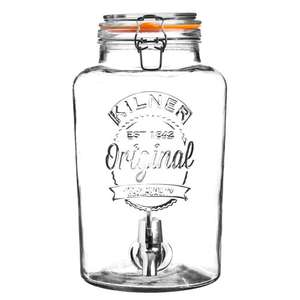 Kilner 8 litre drinks dispenser £17.98 in store at Costco