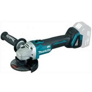 MAKITA DGA454Z BRUSHLESS ANGLE GRINDER 115MM (Body only) £95 with code @ Anglia tool center