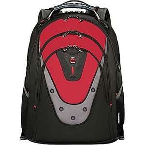 Great laptop bag with great price! Wenger Ibex 17 Inch Backpack Red - £49.98 @ Ryman