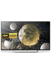 Sony KD49XD7005 49 Inch Android SMART 4K Ultra HD TV w/ HDR £525.05 delivered @ Argos