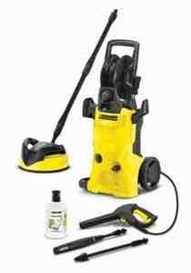 karcher k4 premium home pressure washer 50% off  £149.99 @ wickes