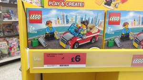 Lego Creator Create the World sets reduced to £6 @ Sainsbury's Brighton