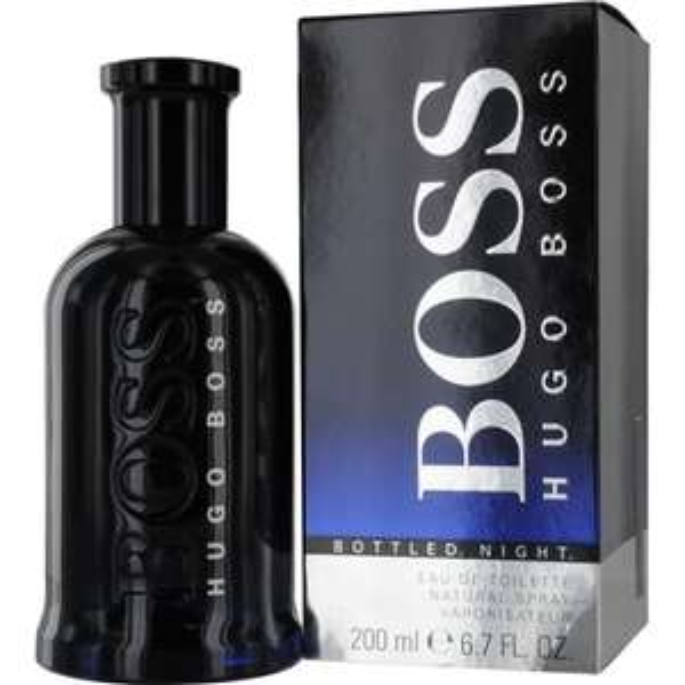 Boss Bottled Night - 200ml Eau De Toilette Spray - £39.50 @ Debenhams